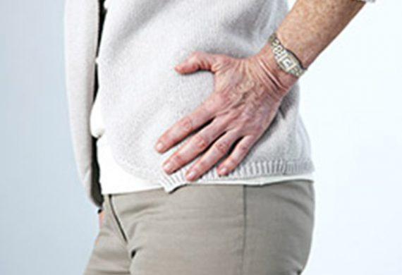 Hip problems